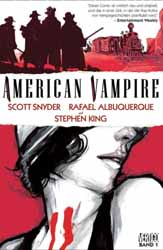 Stephen King und Scott Snyder, American Vampire