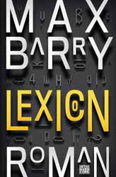 Max Barry, Lexicon